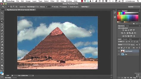 adobe photoshop cs6 quick tutorial adobe photoshop cs6 tutorial magic wand and quick