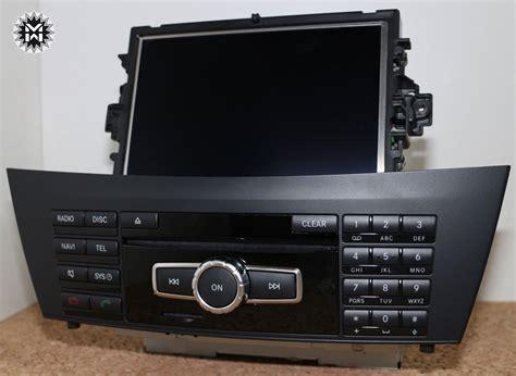 Mercedes Comand by Mercedes Comand Ntg 4 5 Dvd Navigation C