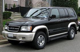 car manuals free online 1998 acura slx parental controls isuzu trooper wikipedia