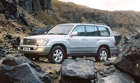 Toyota Land Cruiser Reliability Toyota Land Cruiser Station Wagon Review 2002