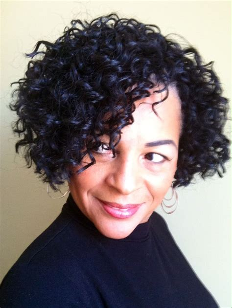 crochet short hairstyles crochet braids with freetress gogo curl bob cut tapered