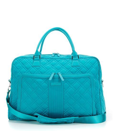 Quilted Weekender Bag by Vera Bradley Quilted Weekender Travel Bag Dillards