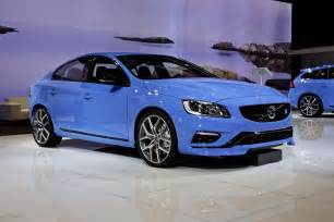2015 Volvo S60 Polestar The Hits And Misses Of The 2014 Chicago Auto Show Photo