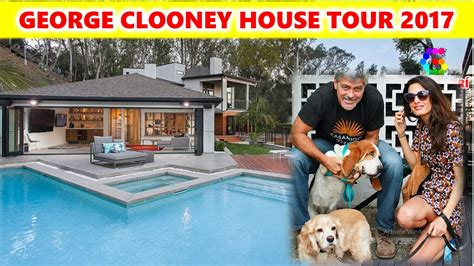 tour of my house in connecticut update doovi george clooney house tour 2017 george clooney and ama