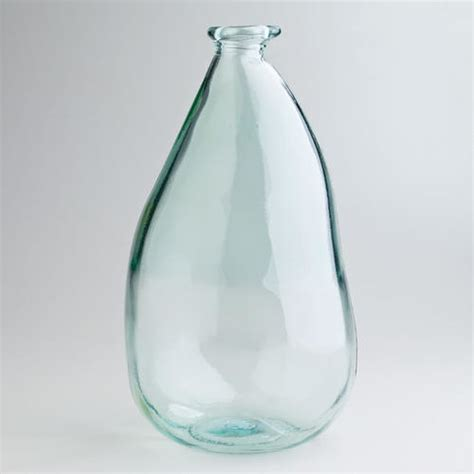 Large Glass Vases by 14 Inch Clear Barcelona Vase Vases By