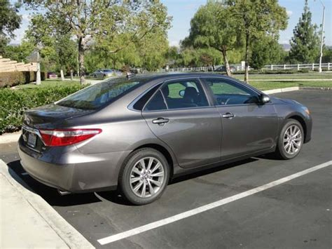 2015 Toyota Camry Xle Price 2015 Toyota Camry Xle V6 Take Kelley Blue Book