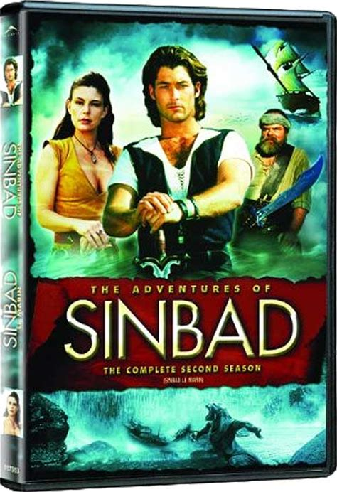 adventure of sinbad the adventures of sinbad