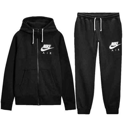 Hoodue Sporty Nike nike air mens zip up hoody hooded sweatshirt top sports jogger tracksuit ebay