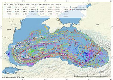 in black argo activities in the black sea argo ri