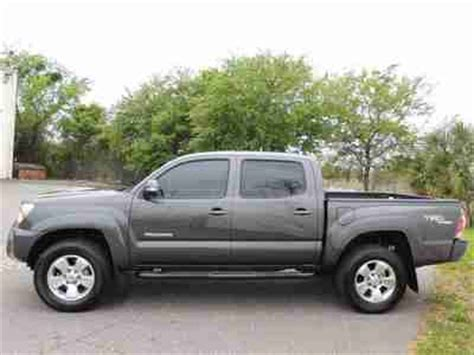 Running Boards Toyota Tacoma Purchase Used 2012 Toyota Tacoma Trd Sport 2wd Prerunner