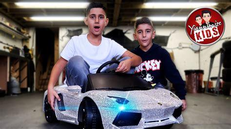wow  swarovski crystal lamborghini car youtube