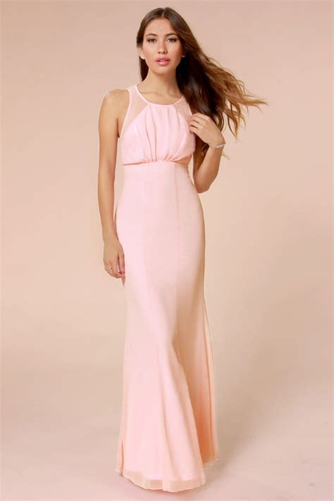 Light Pink Dresses by Beautiful Pink Dress Light Pink Dress Maxi Dress