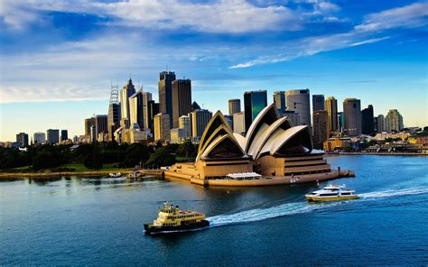 Gold Wallpaper Sydney | 29 hd sydney wallpapers the roar of opera house in the harbor