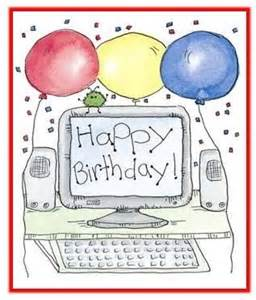 happy birthday computer www pixshark images galleries with a bite