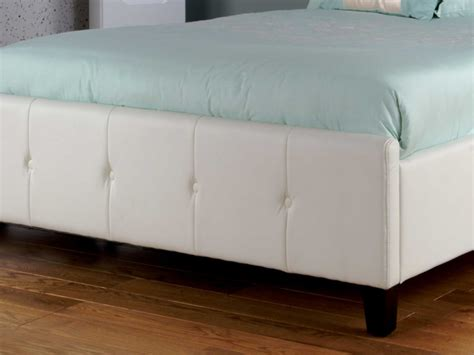 tall white leather headboard limelight epsilon bed white faux leather tall deep