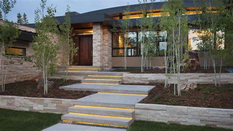 15 concrete exterior staircase design home design lover