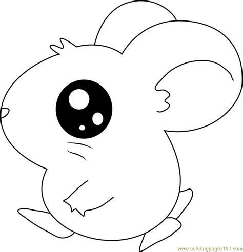 hamtaro coloring pages online hamtaro going coloring page free hamtaro coloring pages
