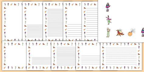 roald dahl writing paper roald dahl page borders roald dahl page borders roald dahl