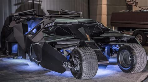 Batmobile For Sale by Replica Tumbler Batmobile For Sale