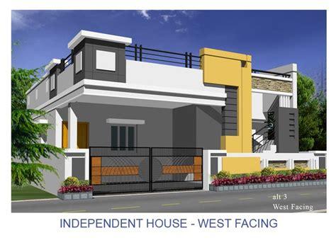 resultado de imagen de elevations  independent houses