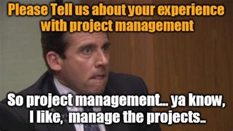 Project Manager Meme - pin by brightwork on humor pinterest