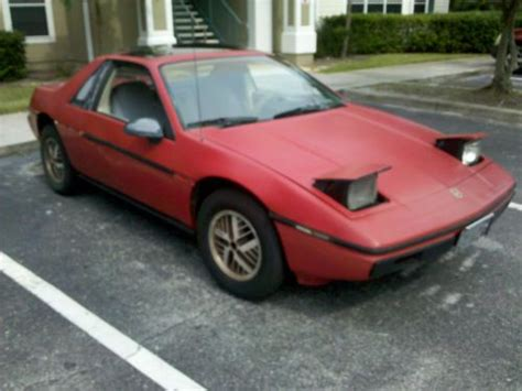 small engine repair training 1988 pontiac sunbird electronic throttle control sell used 1985 pontiac fiero se coupe 2 door 2 8l in sanford florida united states for us