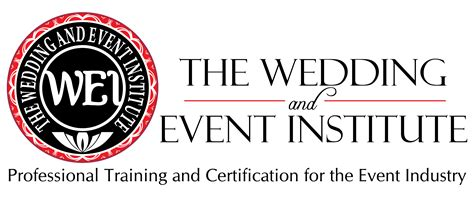 event design certification wedding and event institute certificate