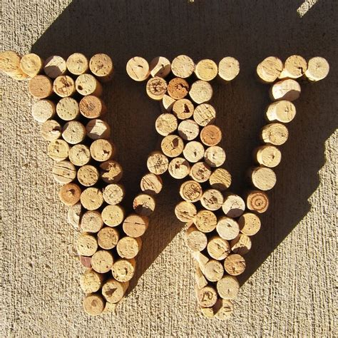 Wine Cork Initial A Door 119 Best Wine Bottles Corks Caps Images On Ideas Creative Ideas And Wine