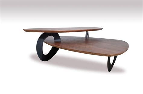 walnut coffee table modern modrest sprig modern walnut coffee table coffee tables