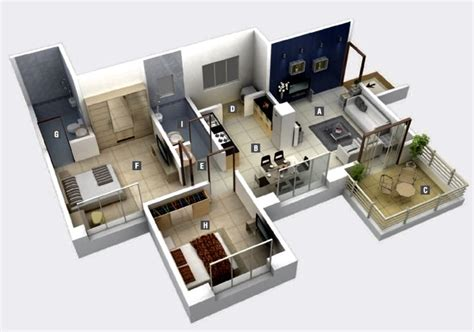 three dimensional house plans 3 dimensional house plans house design ideas