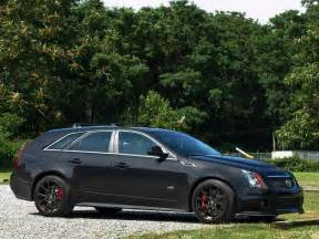 Cadillac Wagon Cts V Test Drive Cadillac Cts V Is A Business Insider