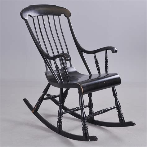 Who Invented The Rocking Chair by The American Legend Of The Rocking Chair Worthpoint