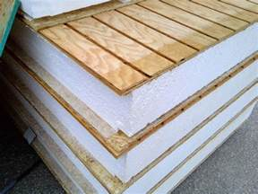 Sip Panels House structural insulated panels save money on energy penny