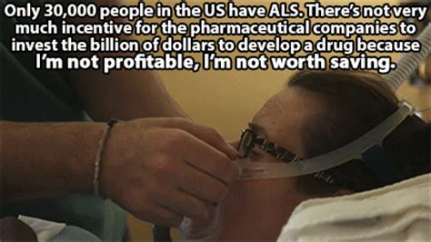 the about living with als others
