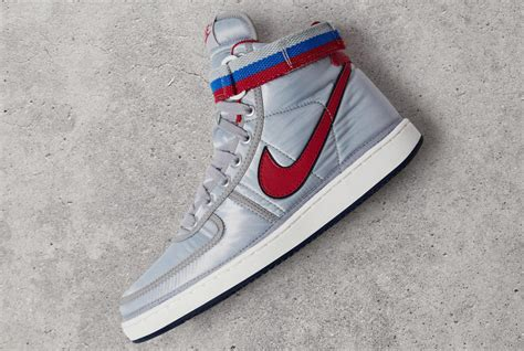 nike vandal high supreme the nike vandal high supreme is returning to store shelves