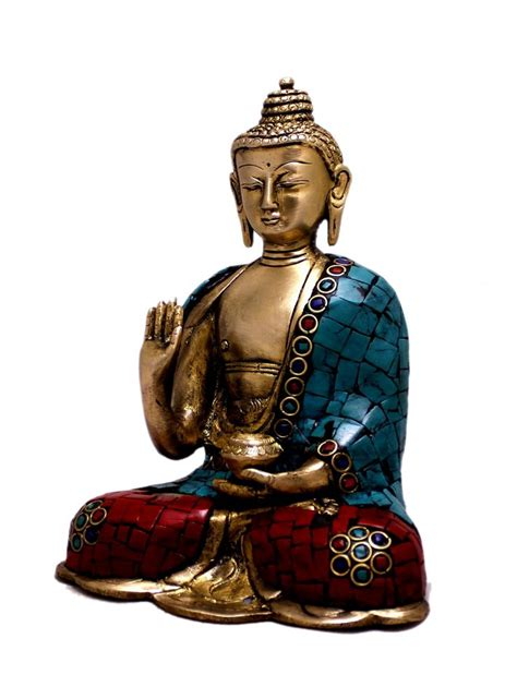 about indian wholesale sculpture statue handicraft and buy indian religious lord buddha with turquoise handmade