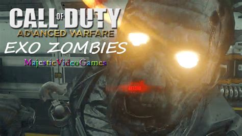exo zombies gameplay call of duty advanced warfare cod outbreak exo zombies