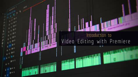 video editing tutorial youtube powerpoint banner template download