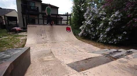 backyard skate r backyard skate r backyard skatepark montage