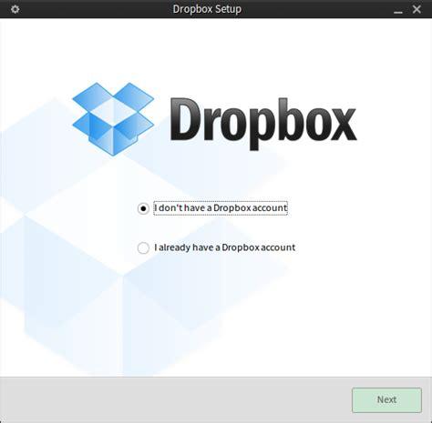 dropbox xfce install dropbox in manjaro xfce or arch linux linuxsecrets