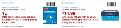 Discover Staples Gift Card - staples paper rebates 12 4 2014