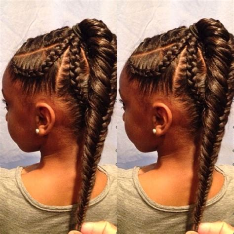 show me ponytail hairstyles 70 best black braided hairstyles that turn heads black