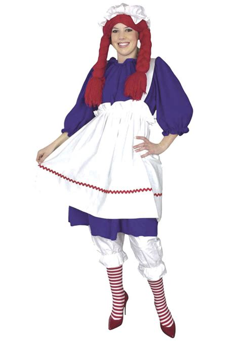 rag doll costume plus size rag doll costume plus size raggedy doll