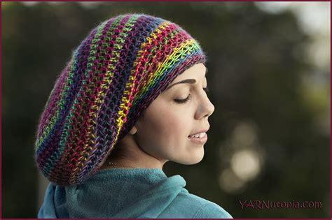 crochet pattern video tutorial by nadia crochet tutorial slouchy hat 171 yarnutopia by nadia fuad