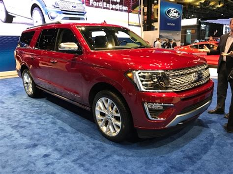 2018 ford expedition – redline: first look – 2017 chicago