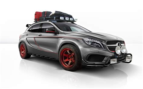 in car the closest thing to a gla45 amg rally car