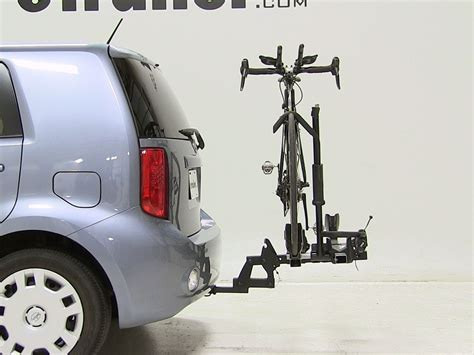 Bike Rack For Scion Xb by 2007 Scion Xb Thule T2 Platform Style 2 Bike Carrier With