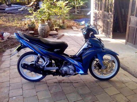 Motor Jupiter Mx 2007 modifikasi motor jupiter mx airbrush thecitycyclist