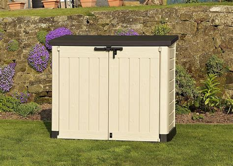 Best Plastic Sheds by The Best Plastic Garden Storage Boxes Sheds And Cupboards