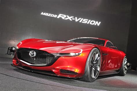 mazda rx mazda gets our rotaries spinning with rx vision concept